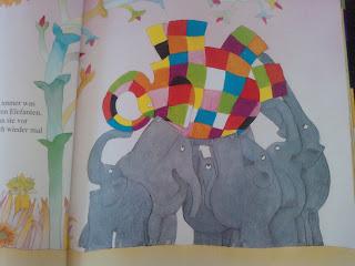 elmar der elefant i. Black Bedroom Furniture Sets. Home Design Ideas