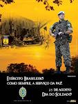 POLICIAL DO EXÉRCITO - FORÇA DE PAZ