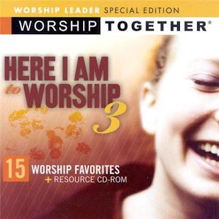 ترانيم انجليزى شريط وفرق كامله  Here+I+Am+to+Worship+Vol.3