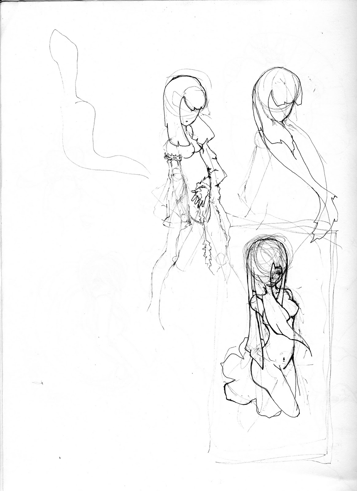 Drawing The #1: November 2010
