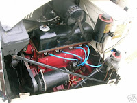 My engine, before the work starts