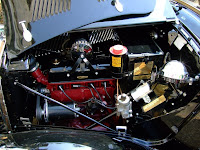 Take a look under the bonnet of Alan Pratt's little beauty