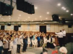 Cruzada de Poder y Milagros en Brasil 2004