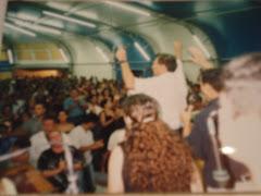 Cruzada de Salvación en Rio de Janeiro 2003