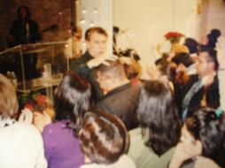 "Cruzada ""Pentecostés ha llegado""  Brasil 2001"