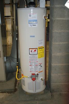 Gas Water Heater Ge 40 Gallon Gas Water Heater