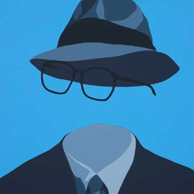 I m the invisible man
