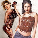 Sexy Chocolate Bath By Kareena Kapoor & Nigar Khan