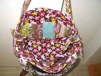 The Diaper Bag Pattern * The Diaper Bag Pattern by Craft Apple
