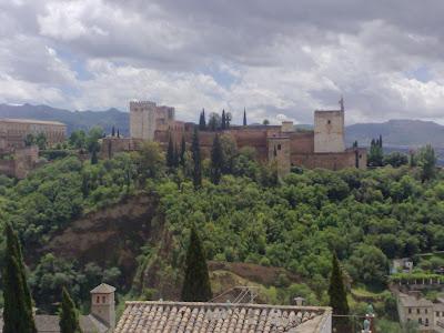 Alhambra Mountain View