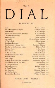 The Dial, January 1920