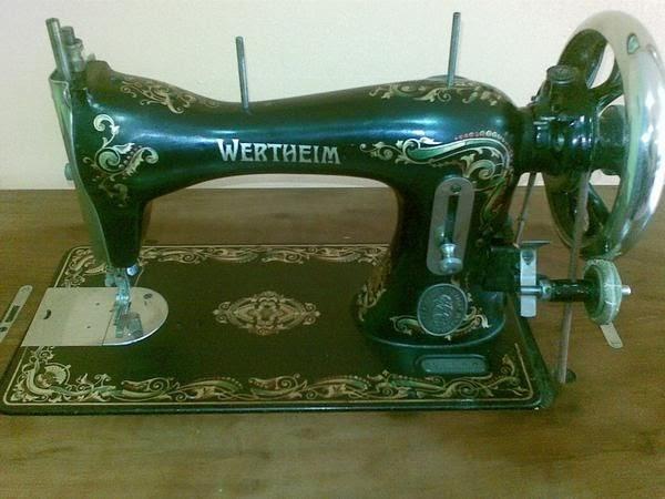 Repuestos De Maquinas De Coser Wertheim Antiguas - Cosas
