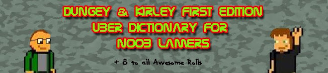 The Dungey & Kirley Dictionary