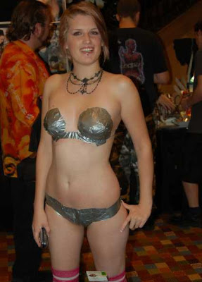 tape bikini
