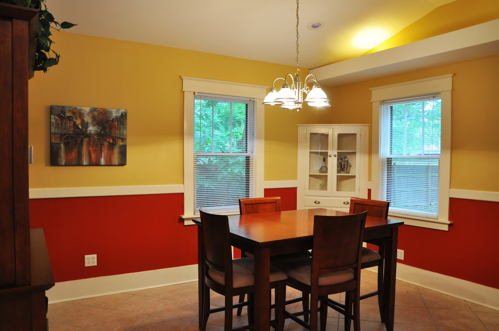 Red And White Dining Room Dody Decorating Ideas On Pinterest Yellow Dining Room