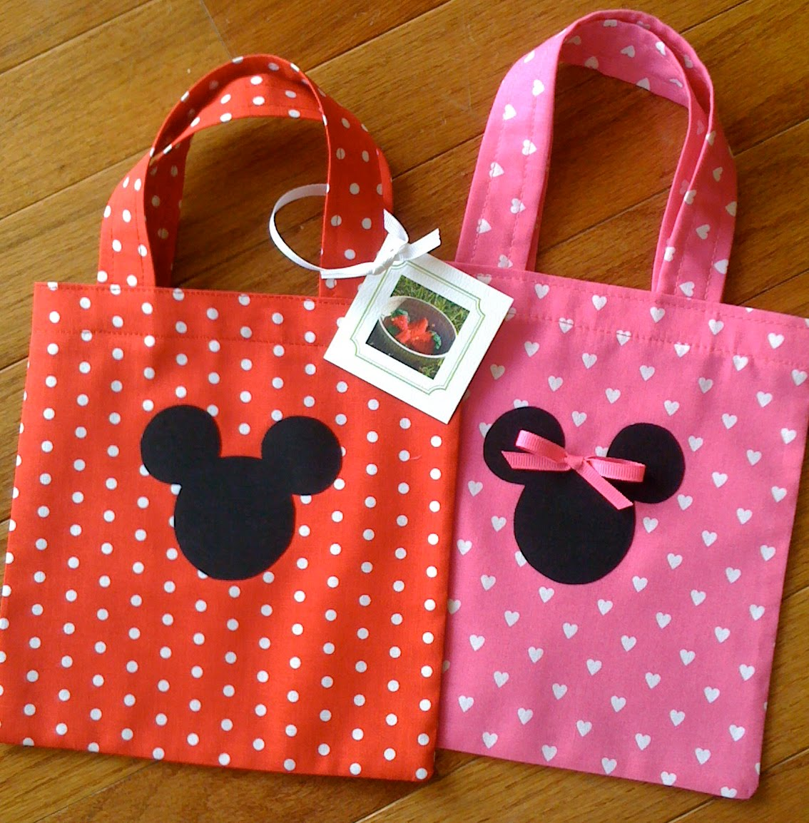 Just Finished Making 20 Mickey And Minnie Mouse Goody Bags For A Birthday Party The Idea Is To Have Candy Bar Each Guest Gets Fill Up His Or Her