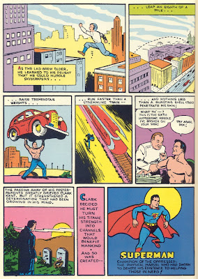 You'd think Superman might bring this up when Batman gets all broody.