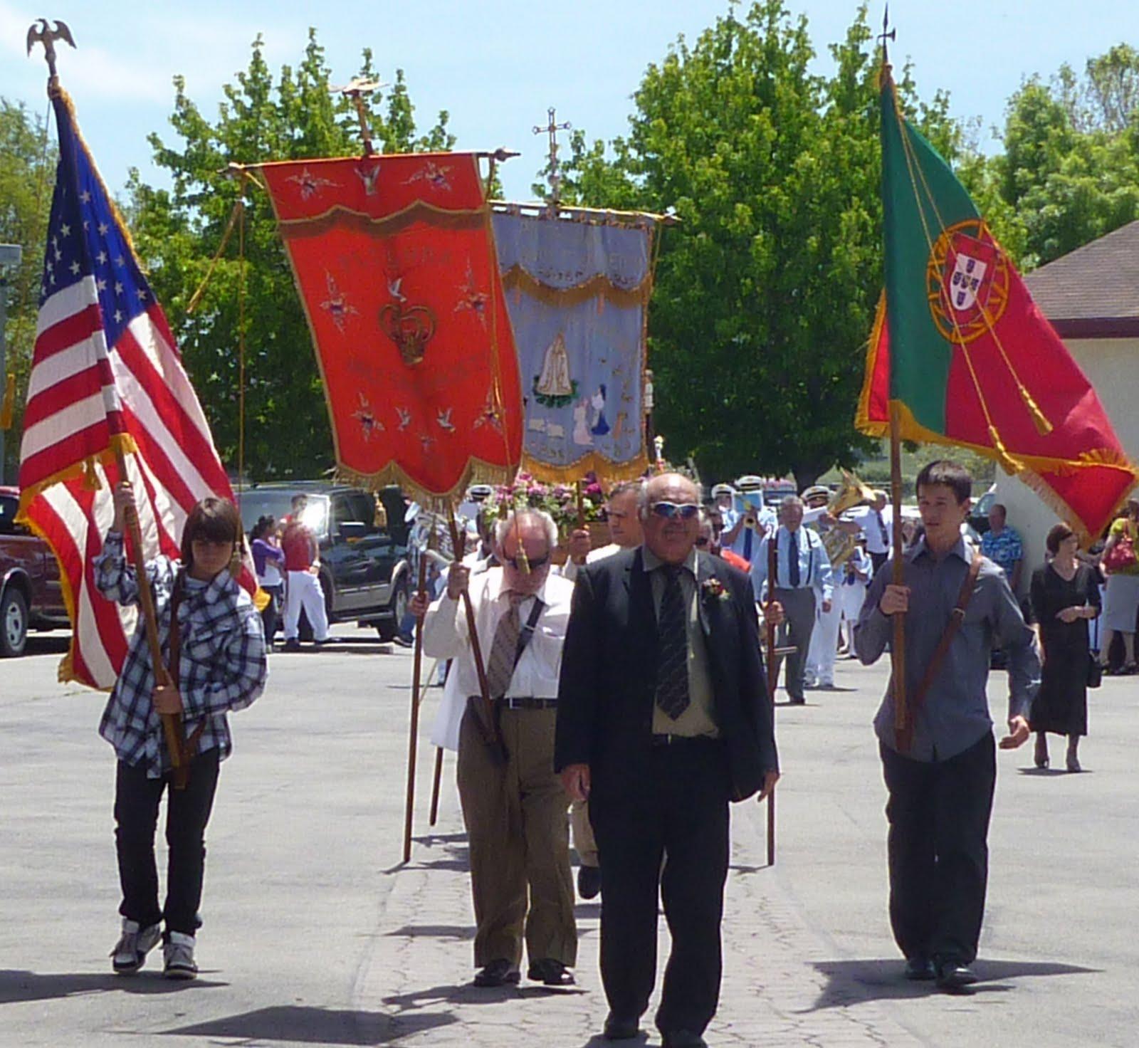 Capes Portuguese Queens Parade