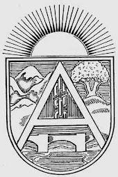 Escudo del Consejo de Aragón durante la Revolución Española de 1936-1937.
