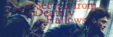 Secrets from Deathly Hallows