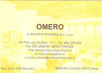 Omero Business Card