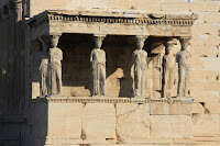 Acropolis - Porch of the Caryatids