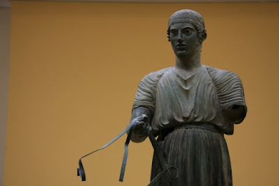 Charioteer at Delphi