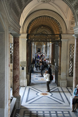 Vatican Museum - Going Toward Sistine Chapel