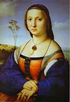 Maddalena Doni Showing Sprezzatura