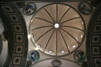 Pazzi Chapel Dome - Florence