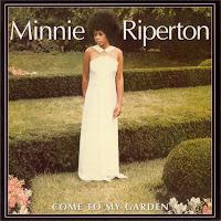 Come to My Garden Front Cover - Minnie Riperton