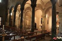 Inside of Santi Apostoli