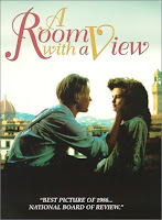Room With a View Movie DVD Cover