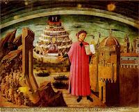 Dante and His Book - In Santa Maria del Fiore