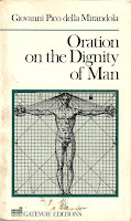 Oration on the Dignity of Man - Front Cover