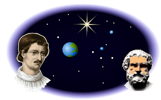 Giordano Bruno and Democritus - Cosmic Pluralism
