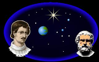 Giordano Bruno and Democritus - Cosmic Pluralism