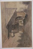 Via del Canneto circa 1880