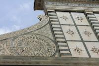 Santa Maria Novella Facade Detail