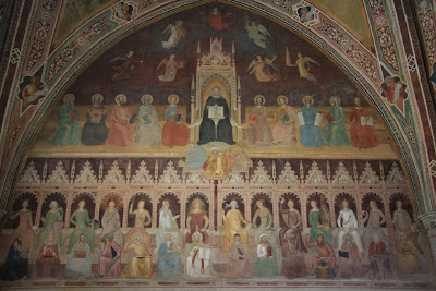 Spanish Chapel Fresco