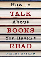 How to Talk About Books You Haven't Read - Book Cover