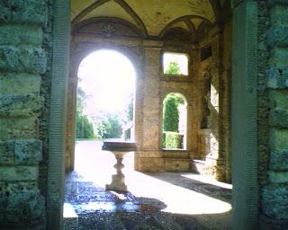 Villa Marlia Grotto - Water Jokes