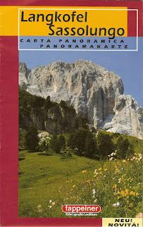 TravelMarx Alta Badia Hiking Maps