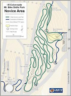 BBTC Trail Map