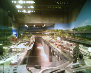 Model Railway in Washington State Museum