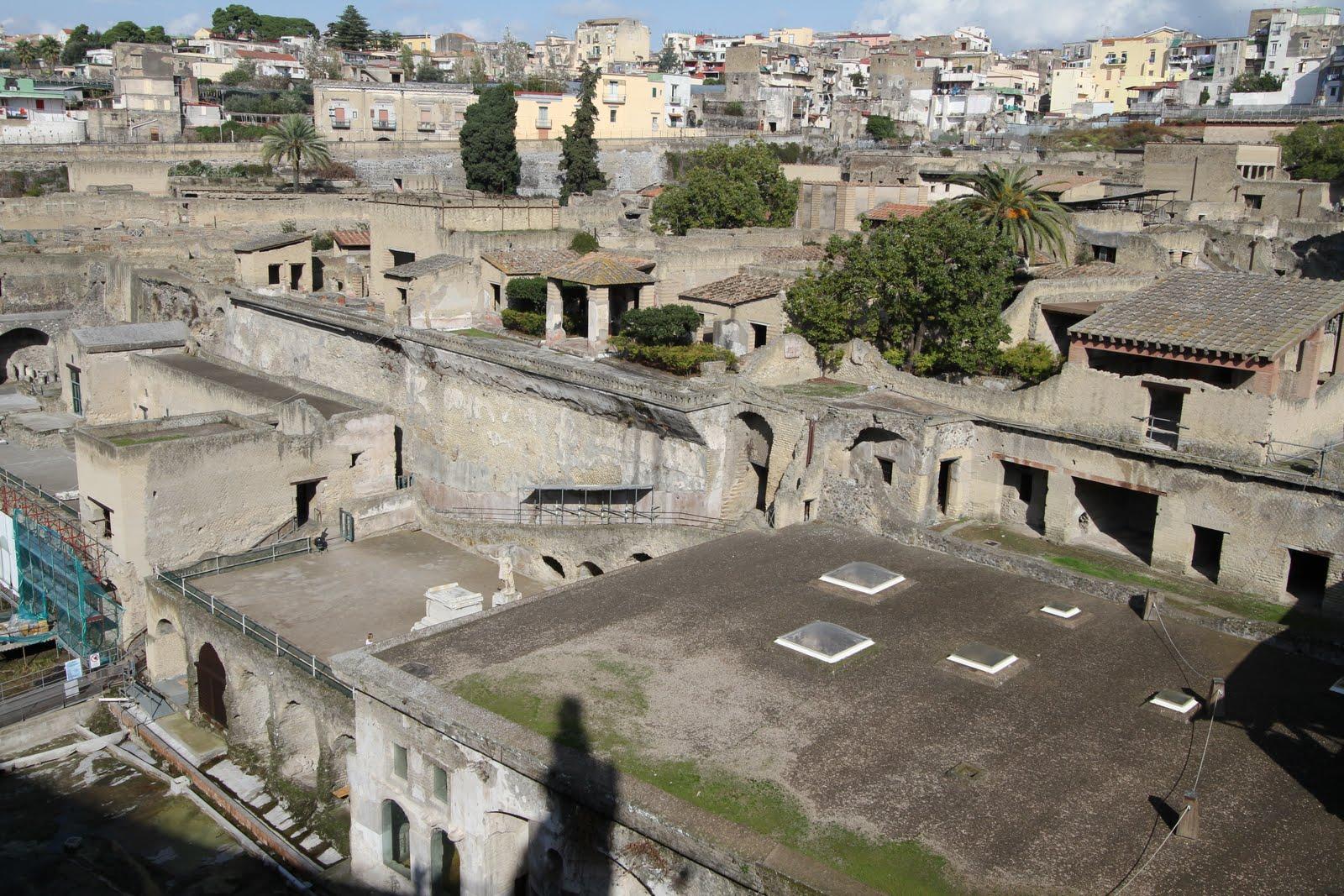 Travelmarx Scavi Di Ercolano Herculaneum