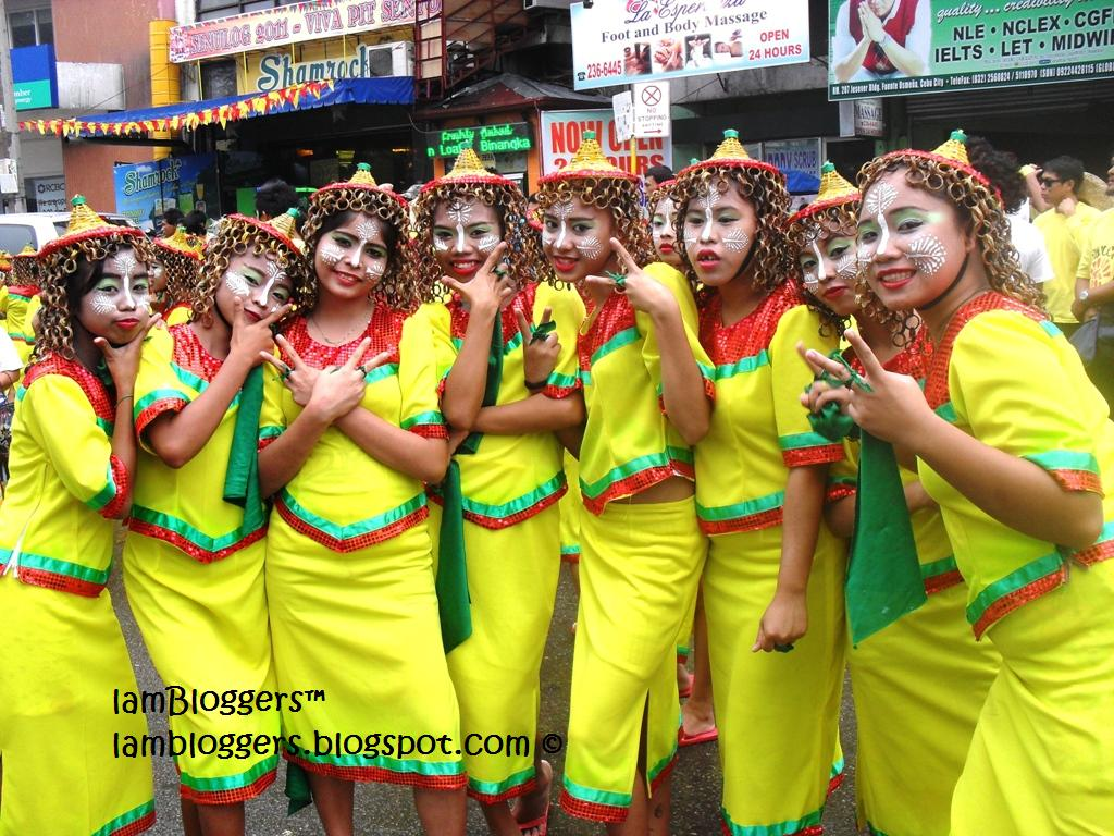 LamBloggers™: SINULOG FESTIVAL 2011: The Sights, The