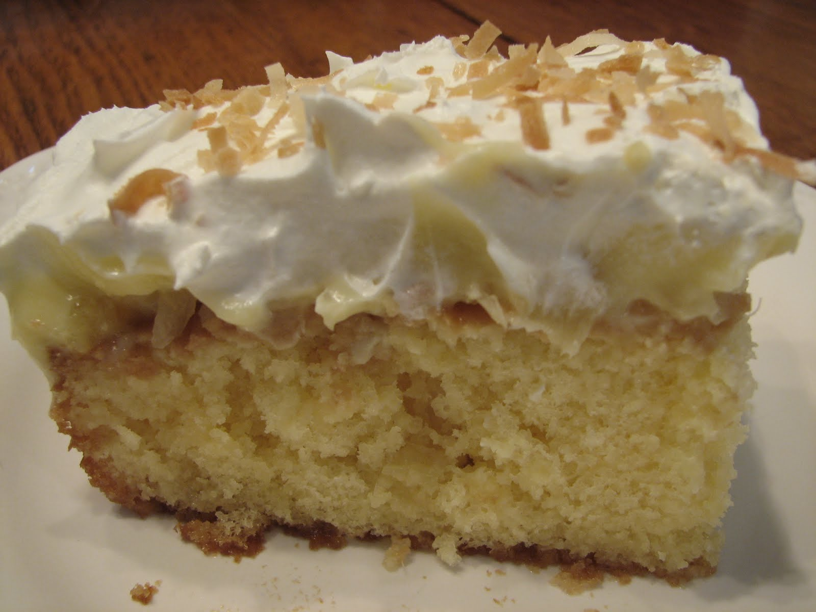 Pineapple Cake Recipe Sonya Langdon