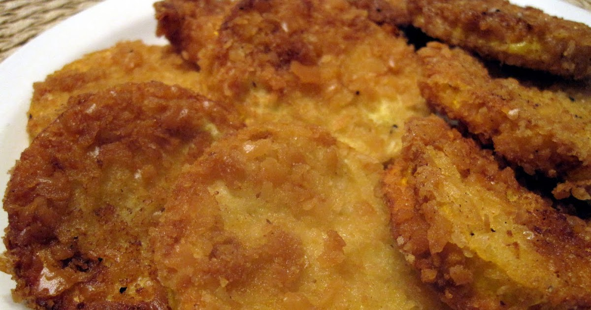 Lynda S Recipe Box Fried Summer Squash My Weakness