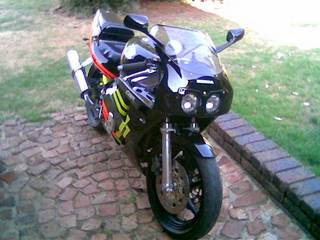 CBR 400 the legend